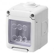 Gewiss GW27042 caja eléctrica - Caja para cuadro eléctrico