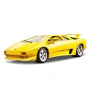 Bburago 1812042, Gold Lamborghini Diablo in scala 1:18 colori assortiti