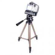 Trépied de qualité professionnelle DURAGADGET en aluminium solide et léger pour appareil photo SLR Panasonic Lumix DMC-FZ200 & FZ48 EF-K