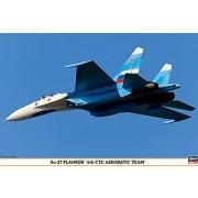 Haseagwa 1/72 Sukhoi Su-27 Flanker 4th CTC # 00944