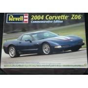 Revelle 852827 1/25 04 Corvette Z06 Commemorative Ed