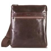 "Brando Alpine Leather Tablet Bag 9.7"""
