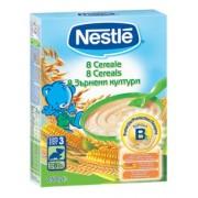 Nestle 8 Cereale cu Bifidus BL - 250g