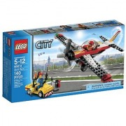 LEGO City 60019 Stunt Plane Toy Building Set