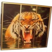 Skříň s potiskem tygra
