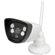 SimpleHome XCS7-1003-WHT Wi-Fi HD Outdoor Security Camera White