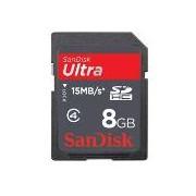 Lenovo VLH Sandisk Ultra 8 GB SDHC Card