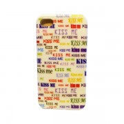 Funda Protector iPhone 4G/4S Kiss Me Colores