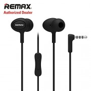 Remax RM-515 In-Ear Headphones with Mic (Black)