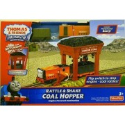 Thomas & Friends Trackmaster Rattle & Shake Coal Hopper
