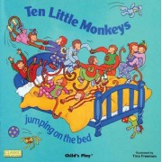 Ten Little Monkeys