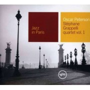 Oscar Peterson - Stephane Grappelli4tet1 (0044001302824) (1 CD)