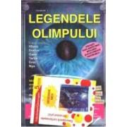 Legendele Olimpului Vol. 1 - Revista+cartonase