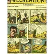 Récréation Du 7 Juillet 1955 : Zouzou - Le Cavalier Noir, De Jemo - Les Aventures De Dick Au Pays Des Rêves, Par O'keefe Et Trell (Fin)