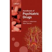 Handbook of Psychiatric Drugs by Jeffrey A. Lieberman