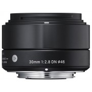 Sigma 30mm f/2.8 DN Art (Sony E) (negru)
