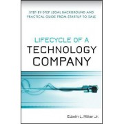 Lifecycle of a Technology Company by Edwin L. Miller