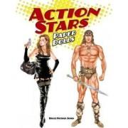 Action Stars Paper Dolls by Bruce Patrick Jones