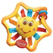 Tiny Love Smarts My First Rattle Sun