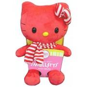 Build a Bear Workshop Smallfrys Red Hello Kitty Stuffed Plush Mini 8 in. Sanrio Toy Animal by Build A Bear