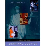 Criminal Justice (with Infotrac) by Joel Samaha