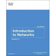 Introduction to Networks Lab Manual V5.1 by Cisco Networking Academy