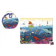Janod Underwater World 100 Pcs Puzzle
