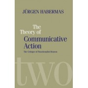 The Theory of Communicative Action: Critique of Functionalist Reason v. 2 by J