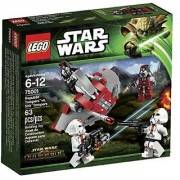 LEGO Star Wars Republic Troopers vs Sith Troopers 75001