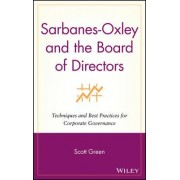 Sarbanes-Oxley and the Board of Directors by Scott Green