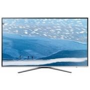 Televizor LED Samsung UE55KU6402, smart, Ultra HD, PQI 1500, 55 inch, DVB-T2/C/S2, argintiu