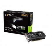 Carte graphique ZT-90309-10M Nvidia® GeForce GTX960 AMP! Editio