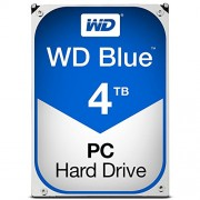 WD Blue 4TB Internal Hard Drive (WD40EZRZ)