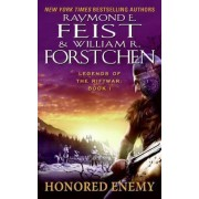 Honored Enemy by Raymond E Feist