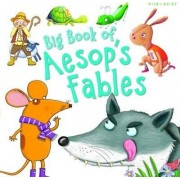 Big Book of Aesop's Fables by Miles Kelly