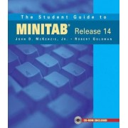 Student Edition of Minitab R14 by Robert Goldman