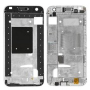 iPartsBuy Front Housing Screen Frame Bezel for Huawei Ascend G7(Black)