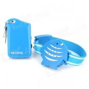 Alarma de Creative Wireless Plastico Ninos / Los objetos de valor contra la perdida Set - Azul