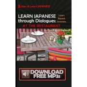 Learn Japanese Through Dialogues by Clay Boutwell