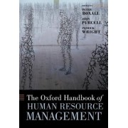 The Oxford Handbook of Human Resource Management by Peter Boxall
