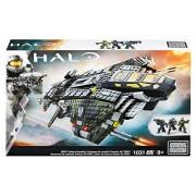 Halo - Helicóptero de ataque vulture UNSC, juego de construcción (Mega Brands CNG71)