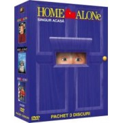 HOME ALONE TRILOGY Box Set 3 Discs DVD