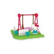 Mega Bloks Hello Kitty Playground Set