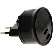 Energizer Ultimate Micro USB Wall Charger Worldwide Adaptor(Black)
