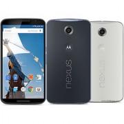 Motorola Nexus 6 32GB White (6 Months Brand Warranty)