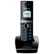 Telefon DECT PANASONIC KX-TG8051FXB, negru, fara fir