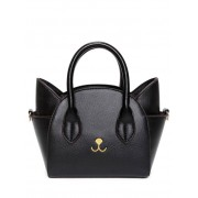 Zaful Cat Shape Solid Color Tote Bag