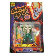 Marvel 1995 Toy Biz / Marvel Comics Ghost Rider Series Skinner Action Figure - 5 Inches