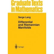 Differential and Riemannian Manifolds by Serge Lang
