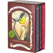 Box of Unfortunate Events Books 4 5 6 by Lemony Snicket